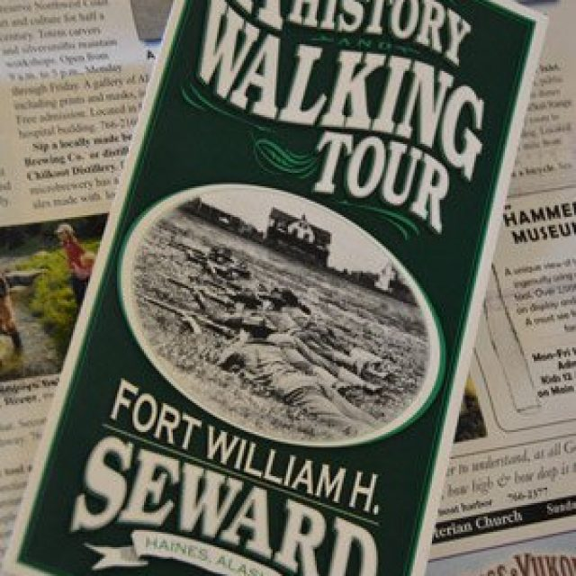 Haines Walking Tour