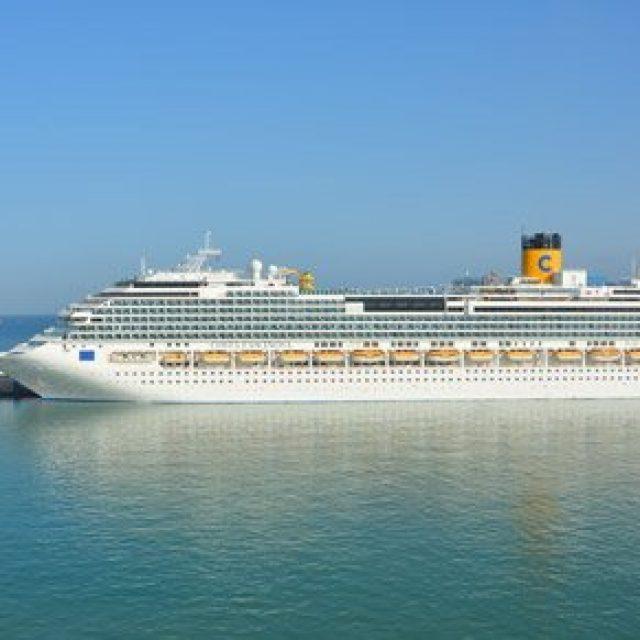 Tangier cruise dock