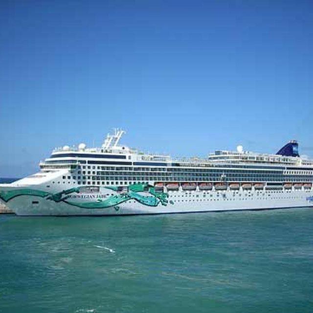 Civitavecchia cruise dock