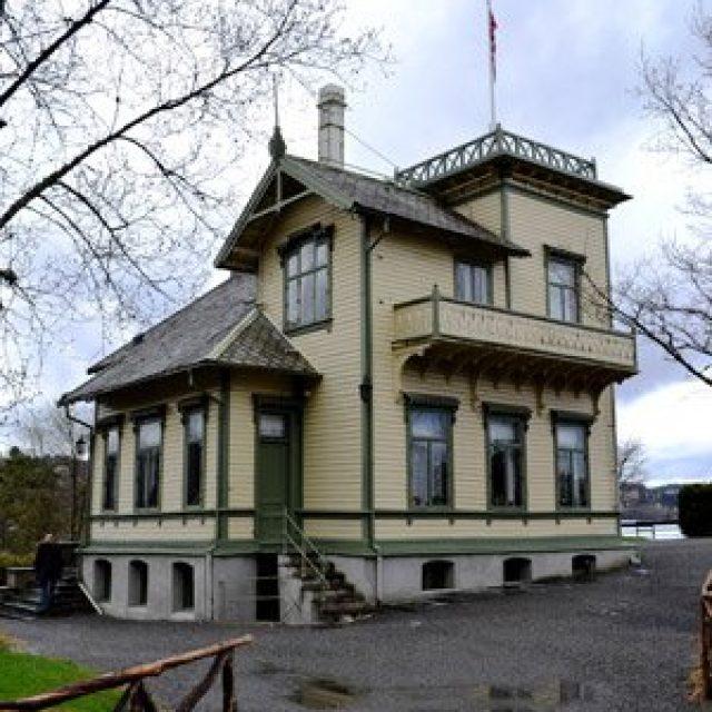 Troldhaugen: house of Edvard Grieg