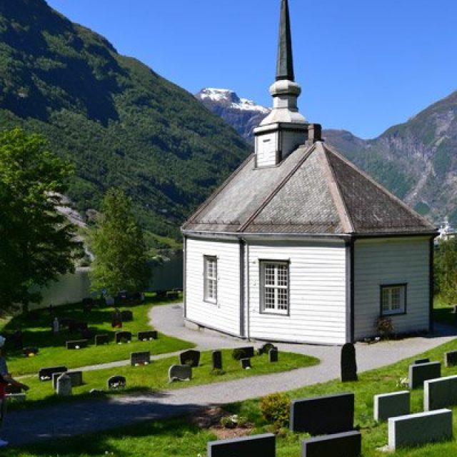 Geiranger Church