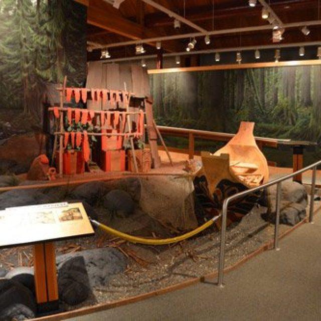 Southeast Alaska Discovery centre