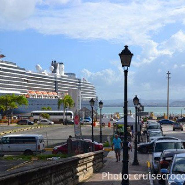 San Juan Cruise Pier