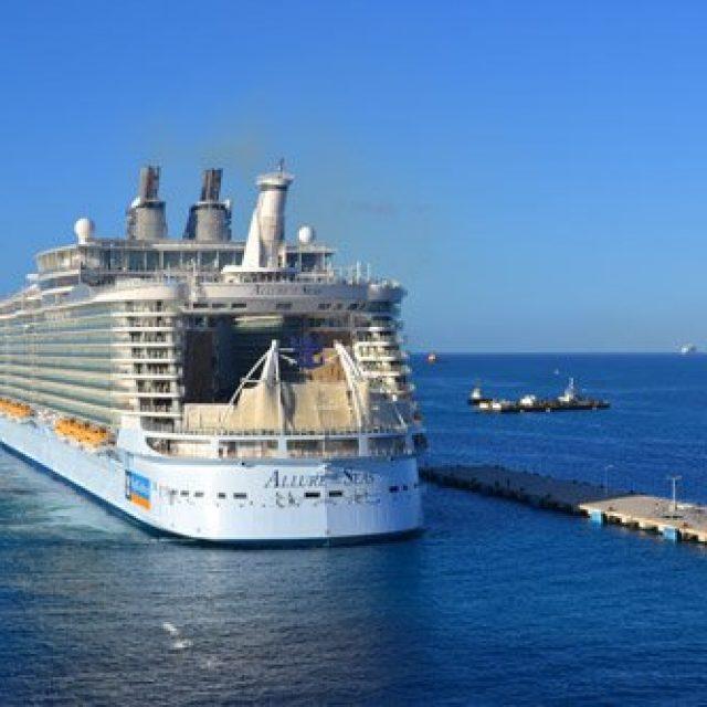 Philipsburg cruise dock