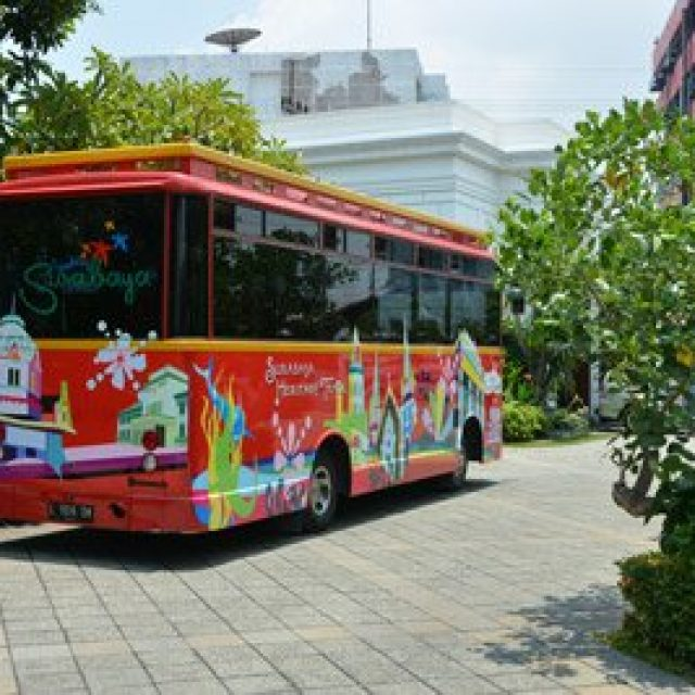 Heritage track tour Surabaya