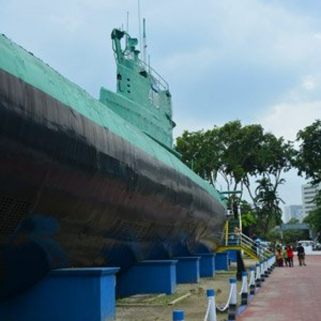 Russian submarine – Kapal Selam