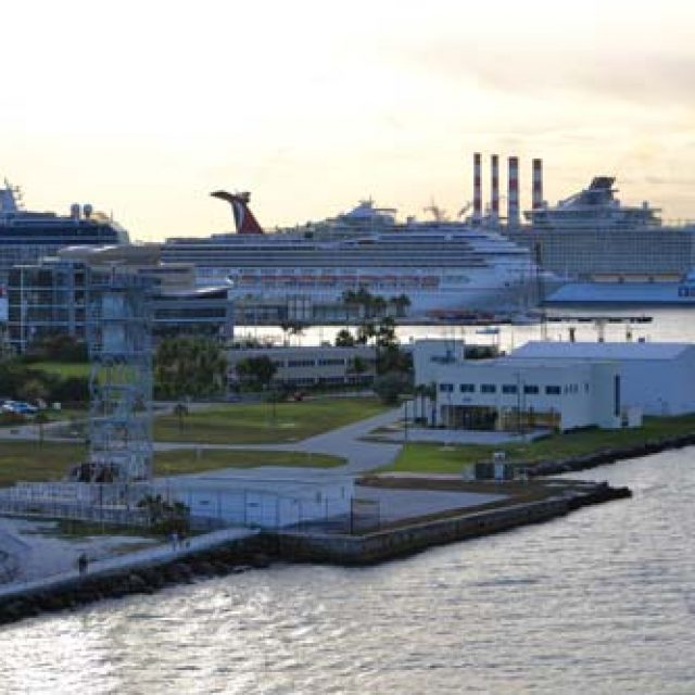 Fort Lauderdale cruise dock
