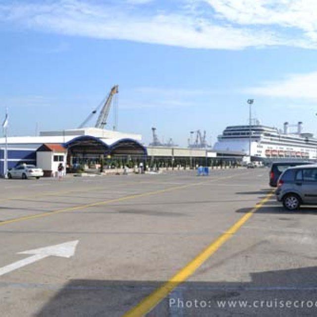Haifa cruise dock