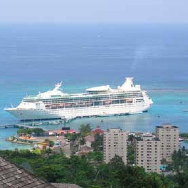 Turtle Bay cruise dock – Ocho Rios -Jamaica