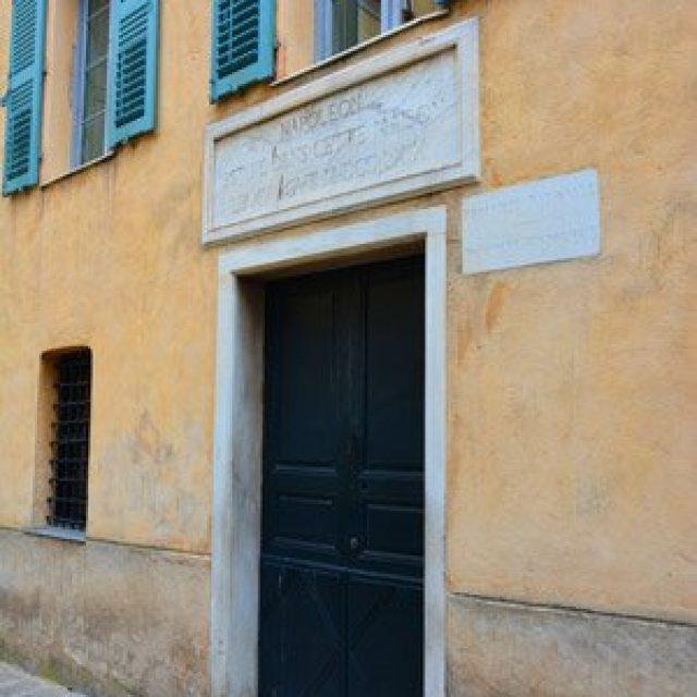 Napoleon's birthplace