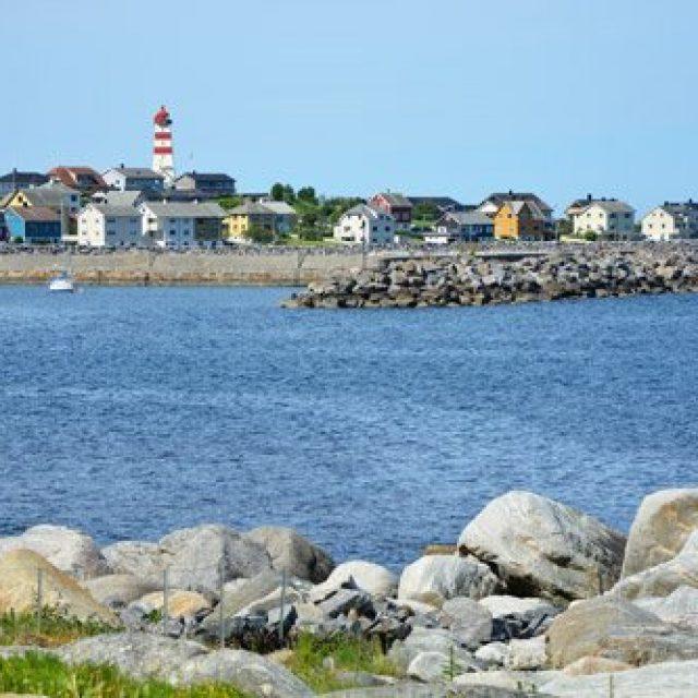 Islands Giske and Godoy