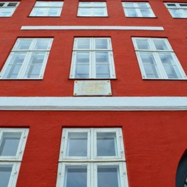 House Hans Christian Andersen