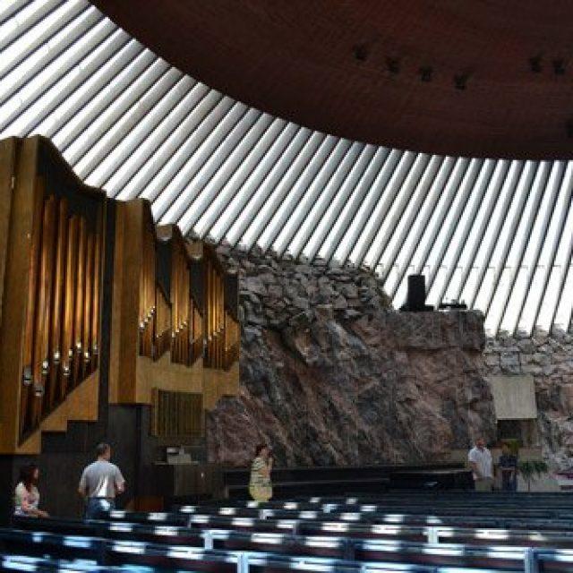 Temppeliaukio / Rock Chruch