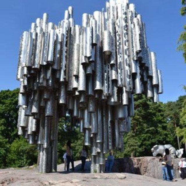 Sibelius monument