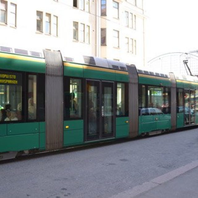 Tram 2 and 3
