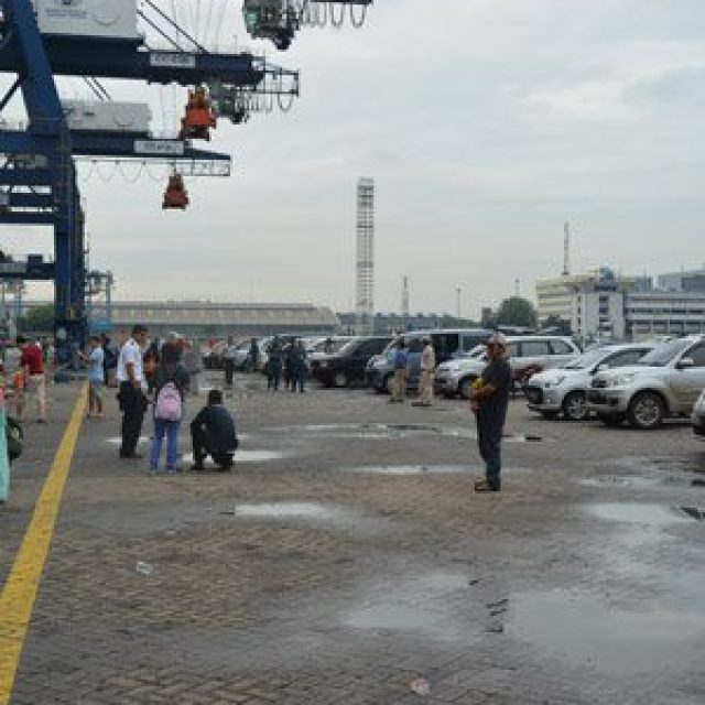 Jakarta cruise dock