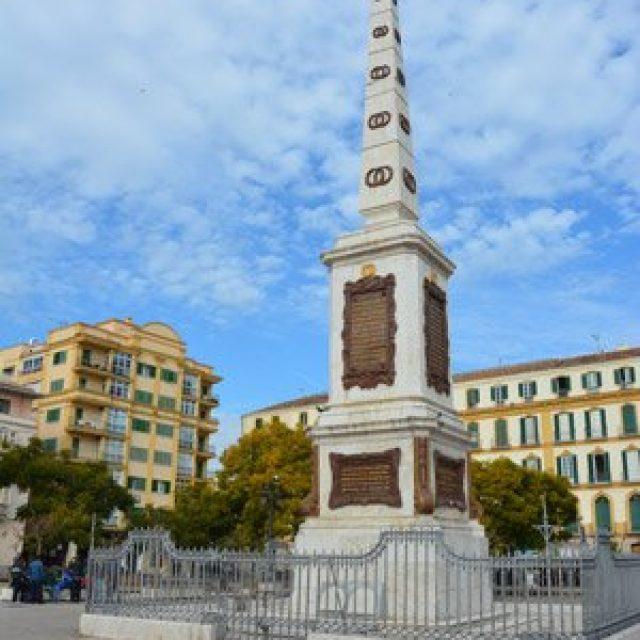 Plaza de la Merced & House of Picasso