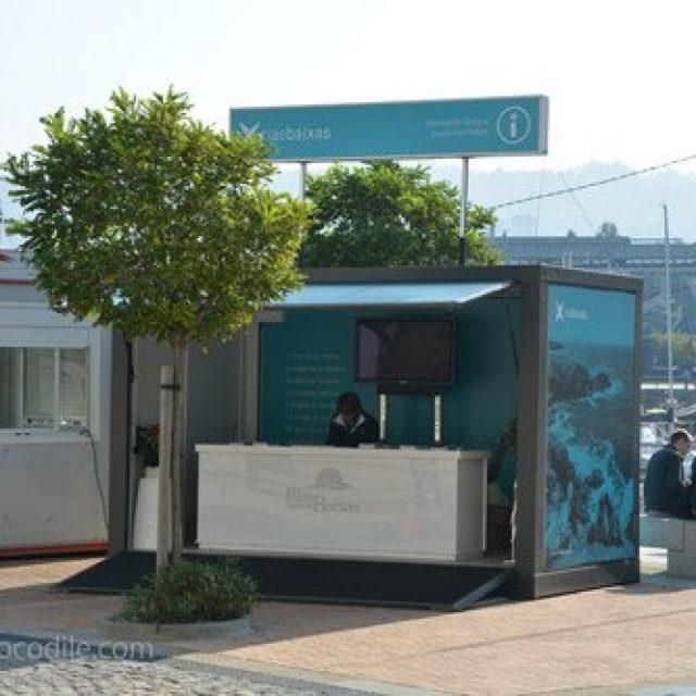 Tourist information Vigo