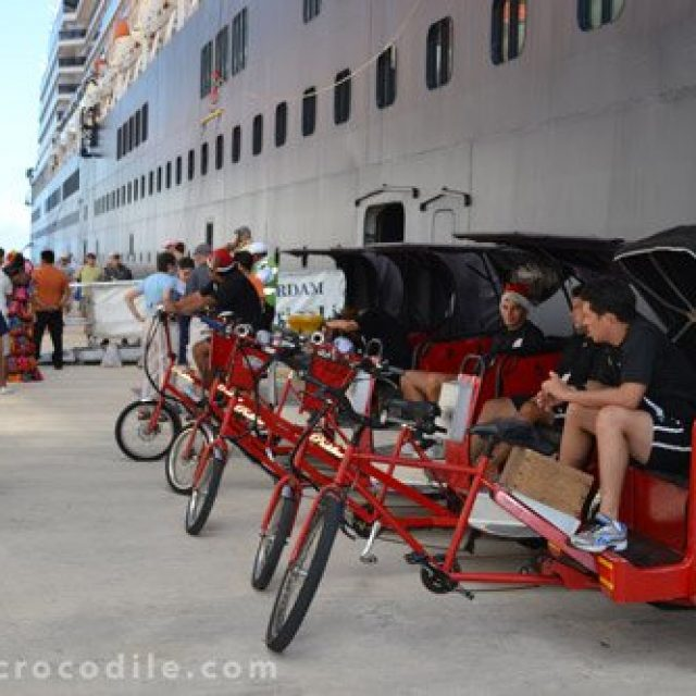 Puerta Maya & TMM cruise pier